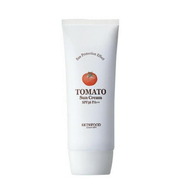 Skinfood. Tomato Sun Cream SPF 36 PA++ (UV Protection) SUN CREAM - Lady Bonita