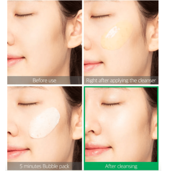 Some by mi. Bye Bye Blemish Vita Tox Brightening Bubble Cleanser FOAM CLEANSER - Lady Bonita