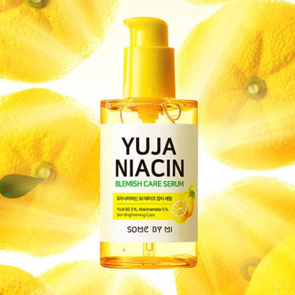 SOME BY MI. Yuja Niacin Blemish Care Serum 50ml SERUM - Lady Bonita