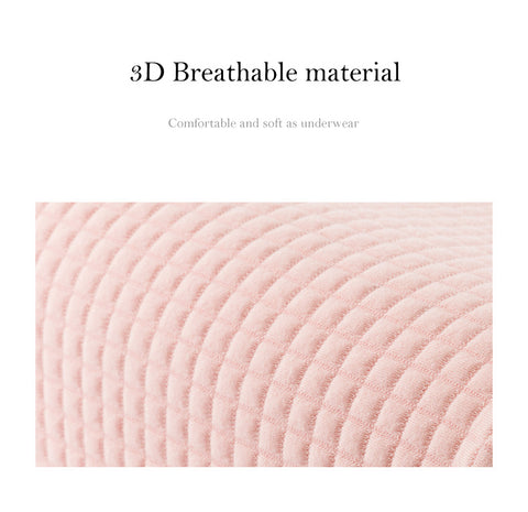 Image of Pure Natural latex thailand Remedial Neck sleep pillow Protect Vertebrae Health Care Orthopedic  Bedding Cervical Pillow