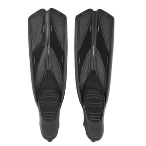 Snorkeling Diving Swimming Fins Foot Fins Flippers Flexible Comfort Adult Profession Diving Fins Swimming Fins Water Sports
