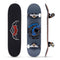 Adult Four-wheel Skate Board Double Snubby Maple Skateboard Long Board 4 Colors