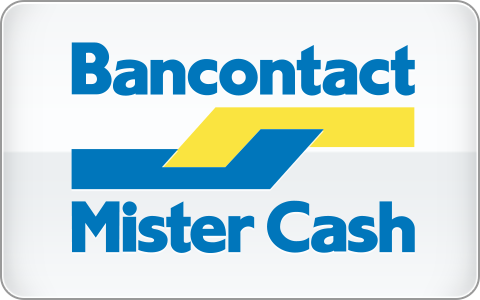 Bancontact Payment Icon Logo