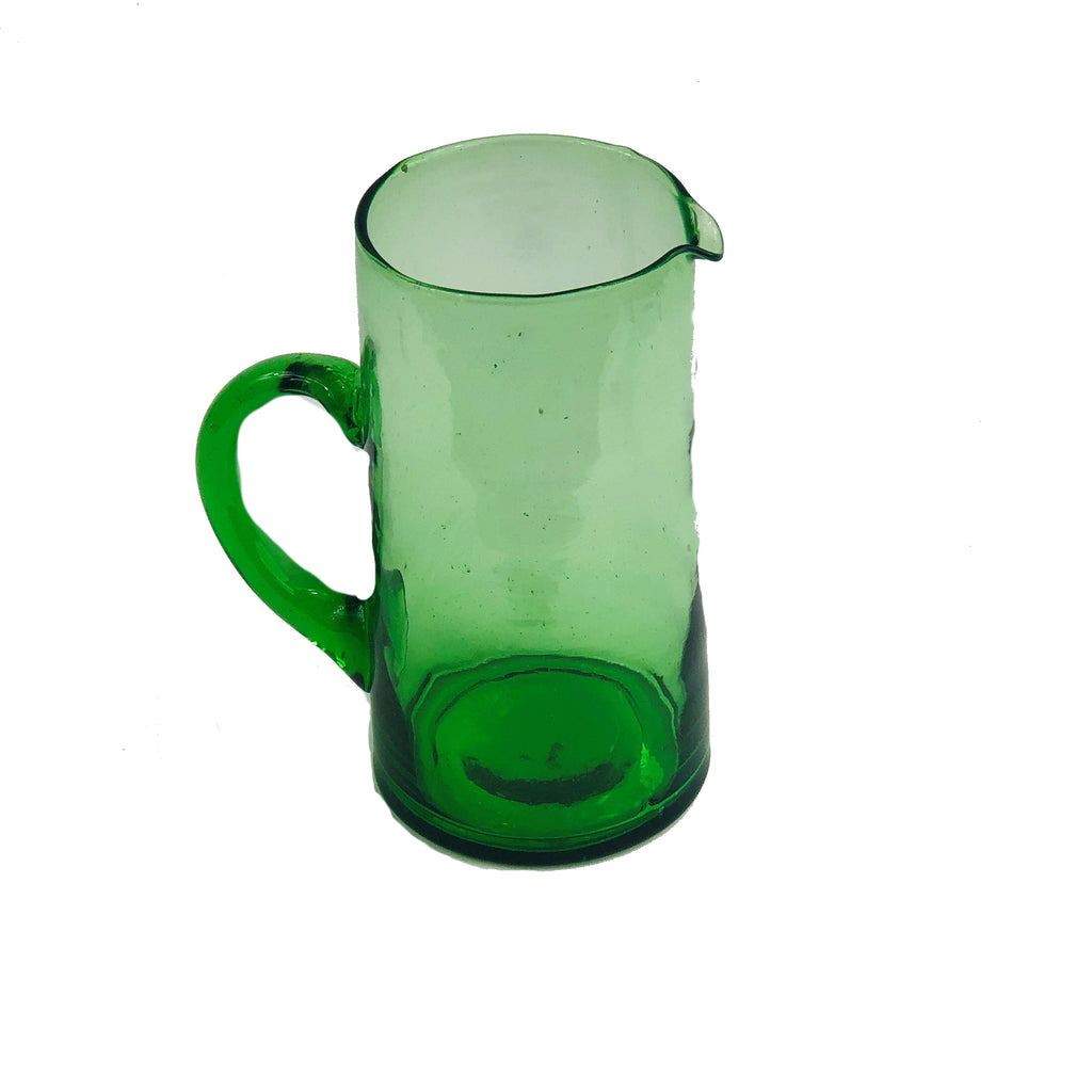 Green Carafe with ear