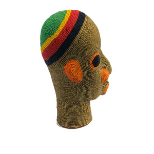 African Mask  14N