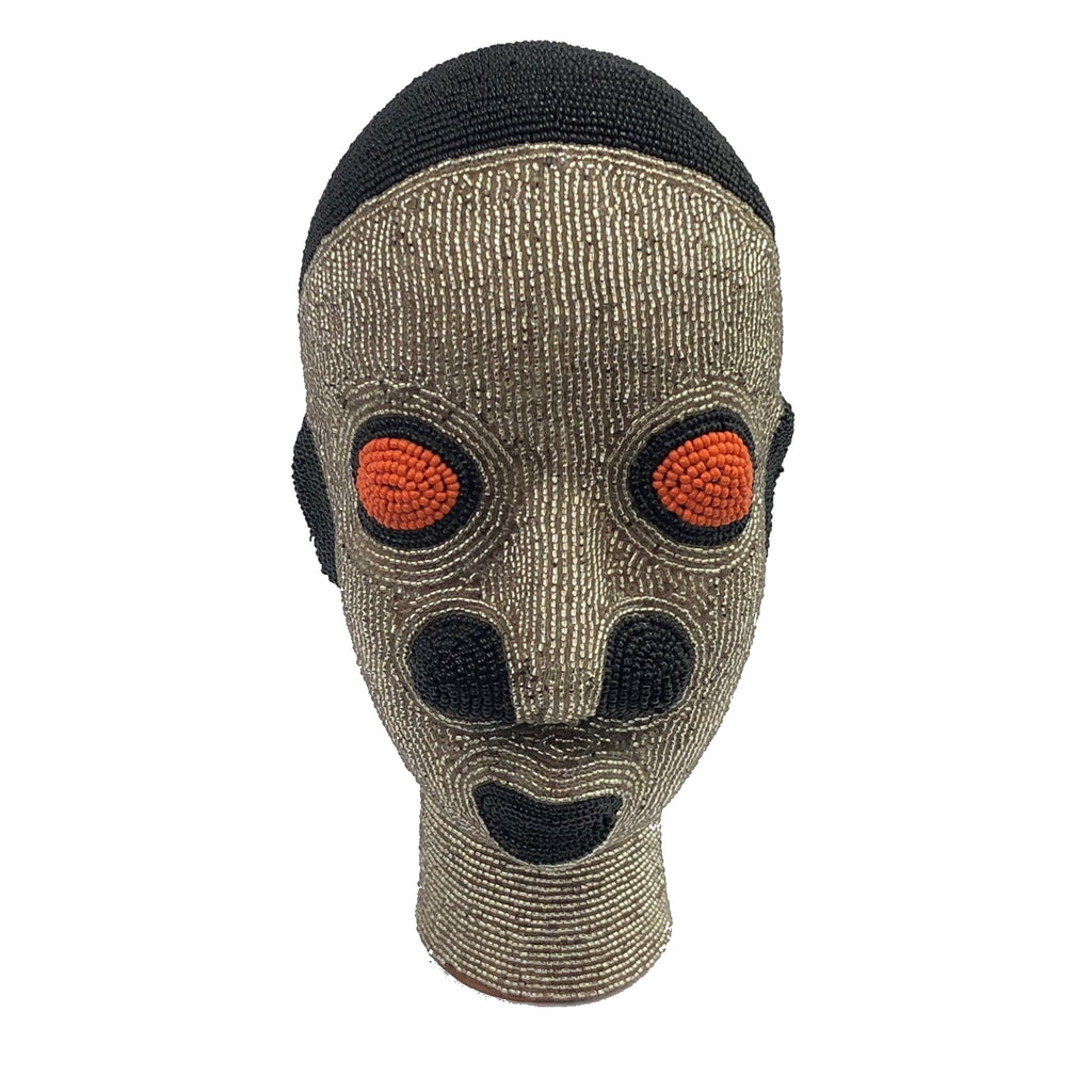 African Mask 4D