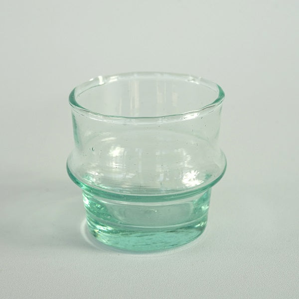 Traditional Moroccan recycled glass XSmall
