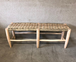 Stool palm leave 130