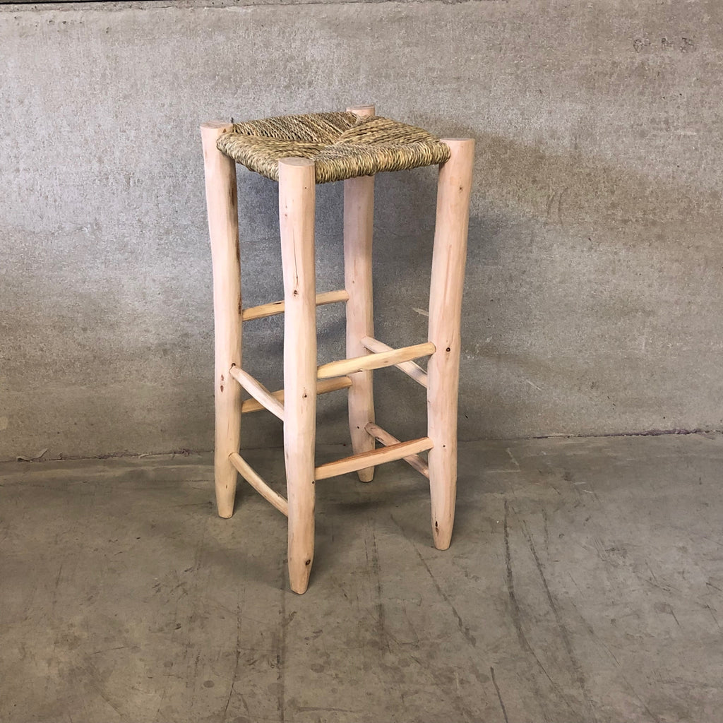 Stool palm leave BAR