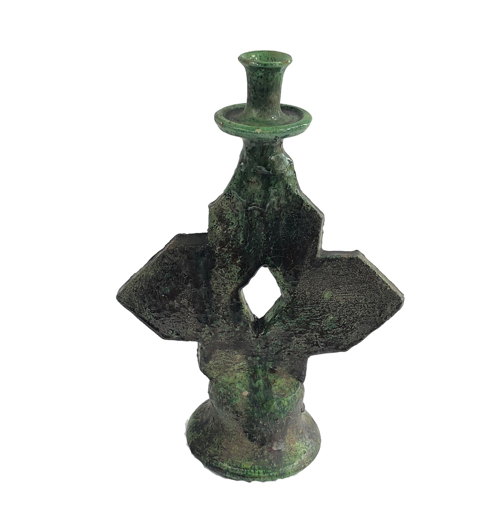 Tamegrout candle holder Cross Small