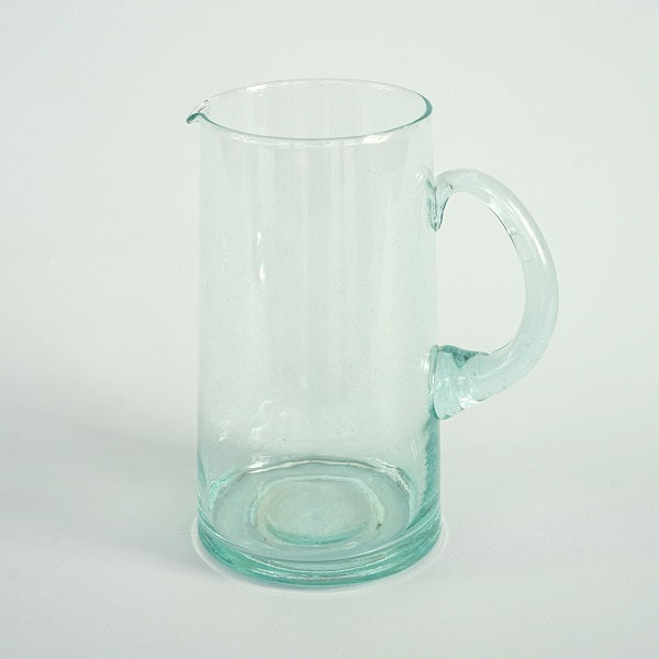 Carafe with ear