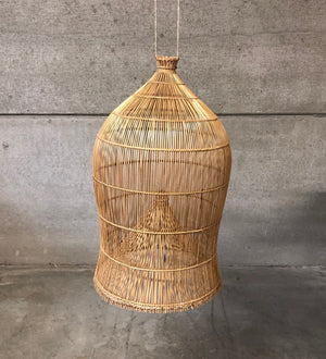 Lamp shade Fish Trap