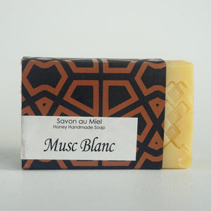 Hand soap of White Musk and Honey