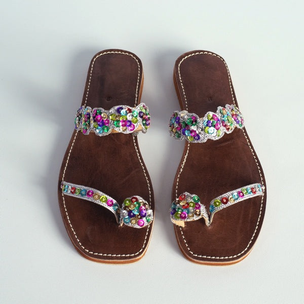 Moroccan sandals