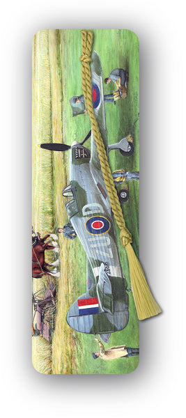 Hurricane Bookmark from Dormouse Cards