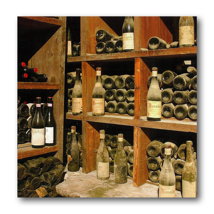 Wine Cellar Birthday Card from Dormouse Cards