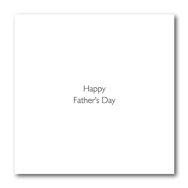 Squirrel Father's Day Card