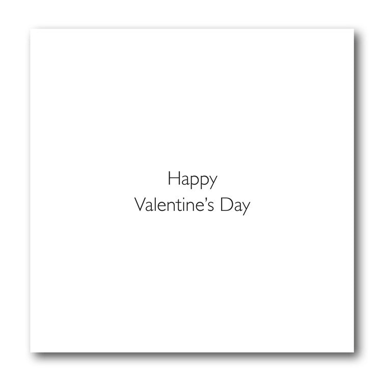 LOVE - Valentine's Day Card from Dormouse Cards
