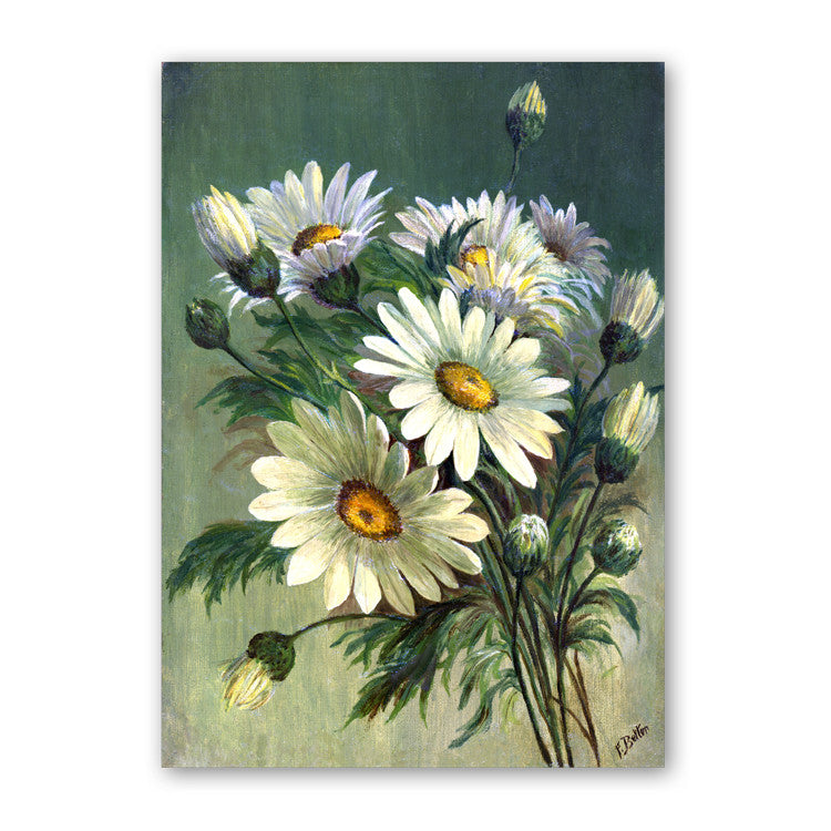 Fine Art Marguerites Mother's Day Card from Dormouse Cards