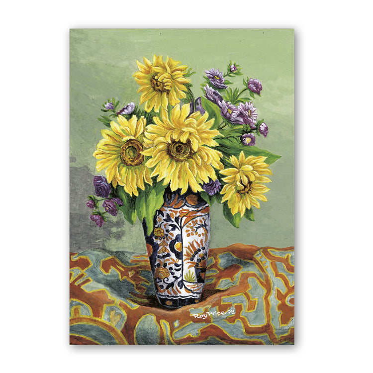 Sunflower Gift Tags from Dormouse Cards