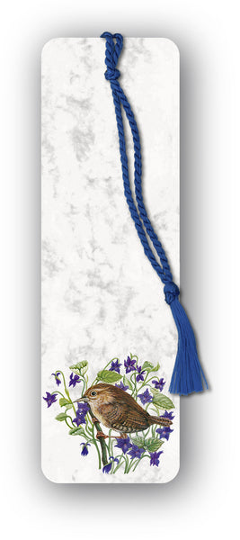 Wren Marble Bookmark from Dormouse Cards