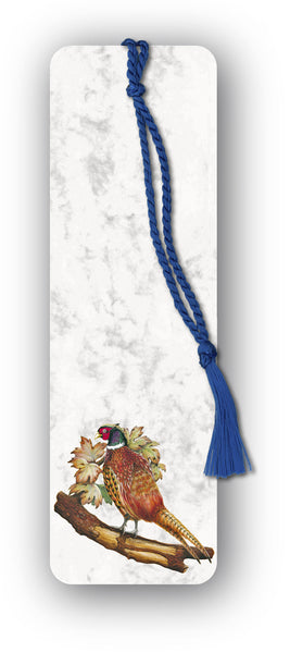 Pheasant Marble Bookmark from Dormouse Cards