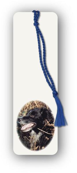 Sheepdog / Border Collie Bookmark from Dormouse Cards