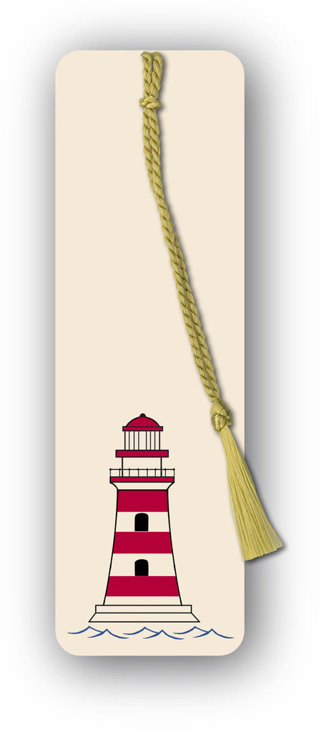 Lighthouse Bookmark for Children from Dormouse Cards