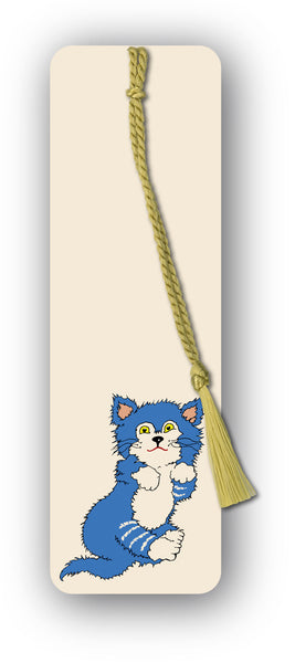 Kitten Bookmark from Dormouse Cards