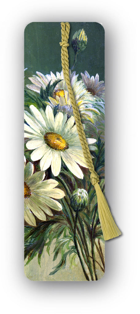 Marguerites Bookmark from Dormouse Cards