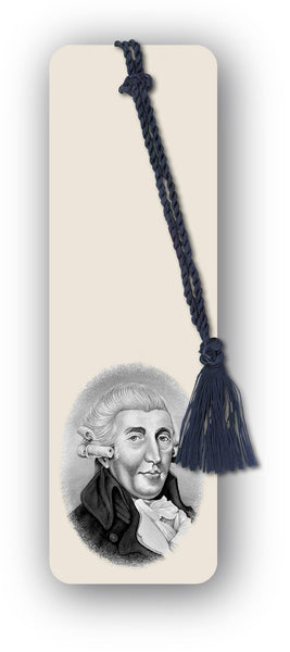 Haydn Bookmark from Dormouse Cards