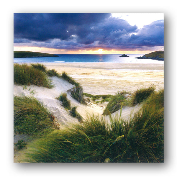 Crantock Cornwall Birthday Greetings Card from Dormouse Cards