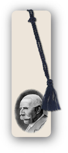 Elgar Bookmark from Dormouse Cards