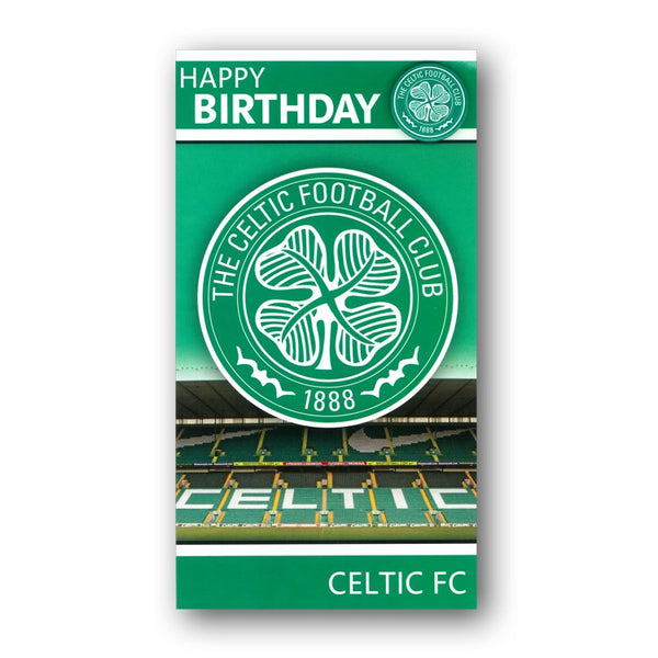 Celtic FC Birthday Card from Dormouse Cards