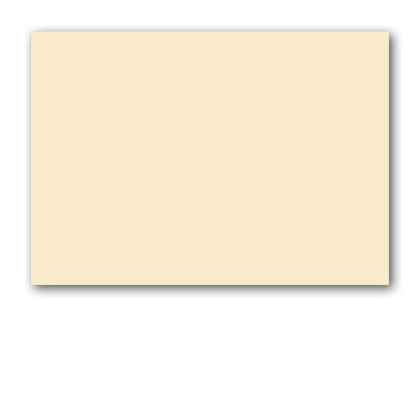 A6 Blank Conqueror Vellum textured board from Dormouse Cards