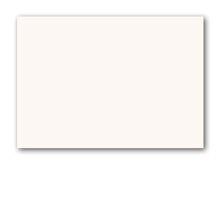 A5 Blank Conqueror Oyster textured Greetings Cards from Dormouse Cards