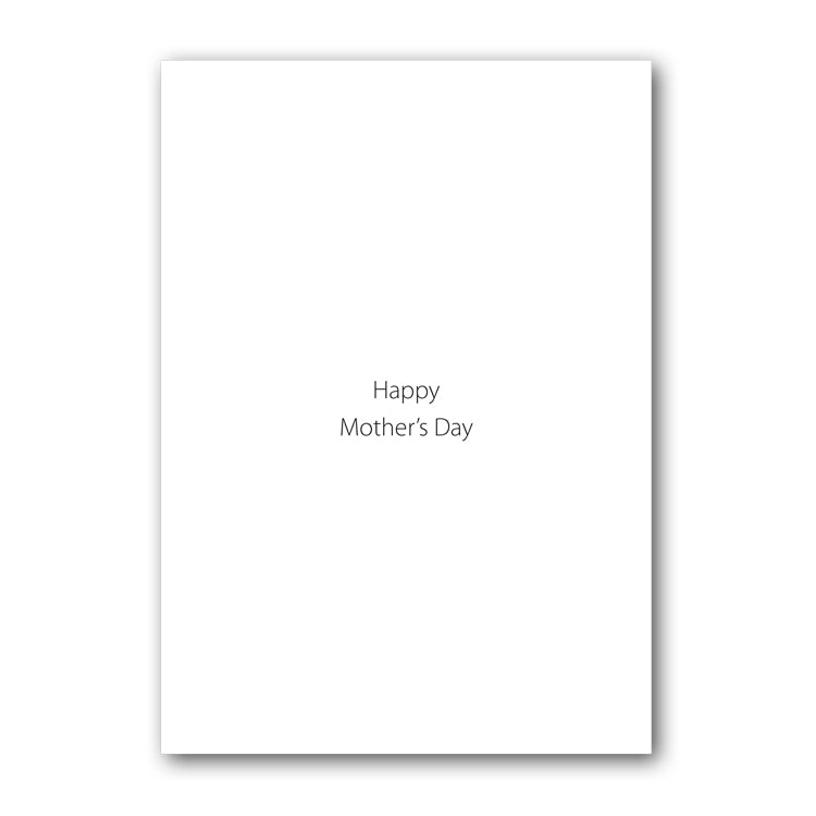 English Springer Spaniel Mother's Day Card from Dormouse Cards