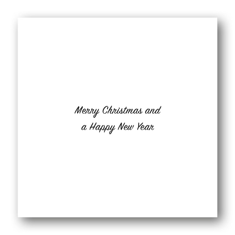 Pack of 5 Funny Snowman Christmas Cards from Dormouse Cards
