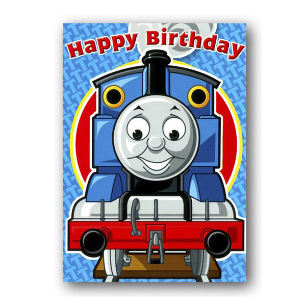 Thomas & Friends Birthday Card Dormouse Cards