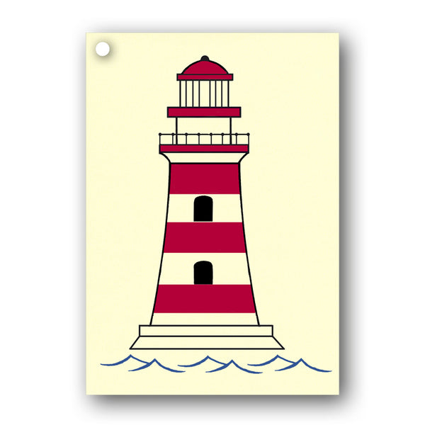 Lighthouse Gift Tags from Dormouse Cards