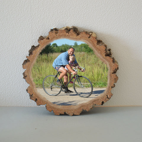 Wood Photo Print Print on Wood Pictures on Wood Ornament