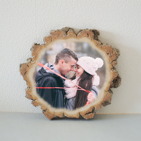 Wooden Photo Picture on Wood Photo Transfer Photo Picture