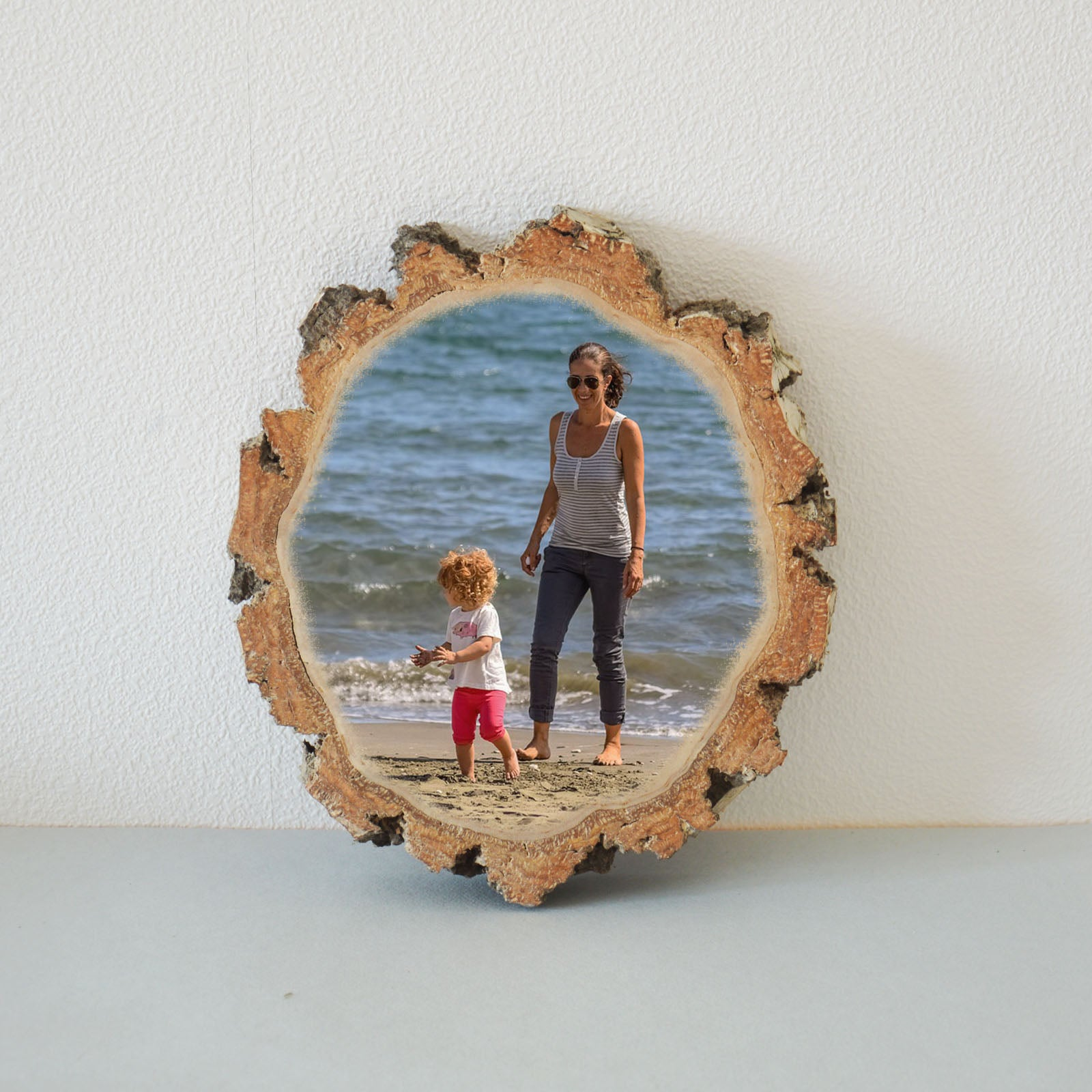 Photo Transfer Photo Picture Photo on Wood Photo Gift Custom Photo