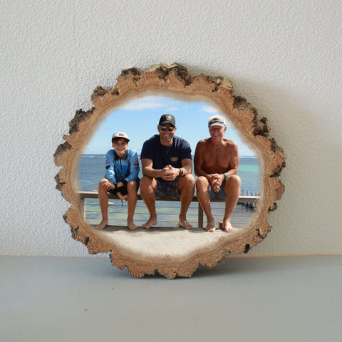 Wooden Picture Wooden Photo Wood Photo Print on Wood