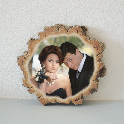 Wood Photo  Print on Wood Picture Ornament Picture on Wood