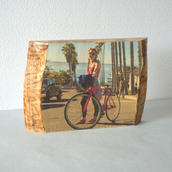 Photo Gifts Photo on Wood Wooden Picture Wooden Photo