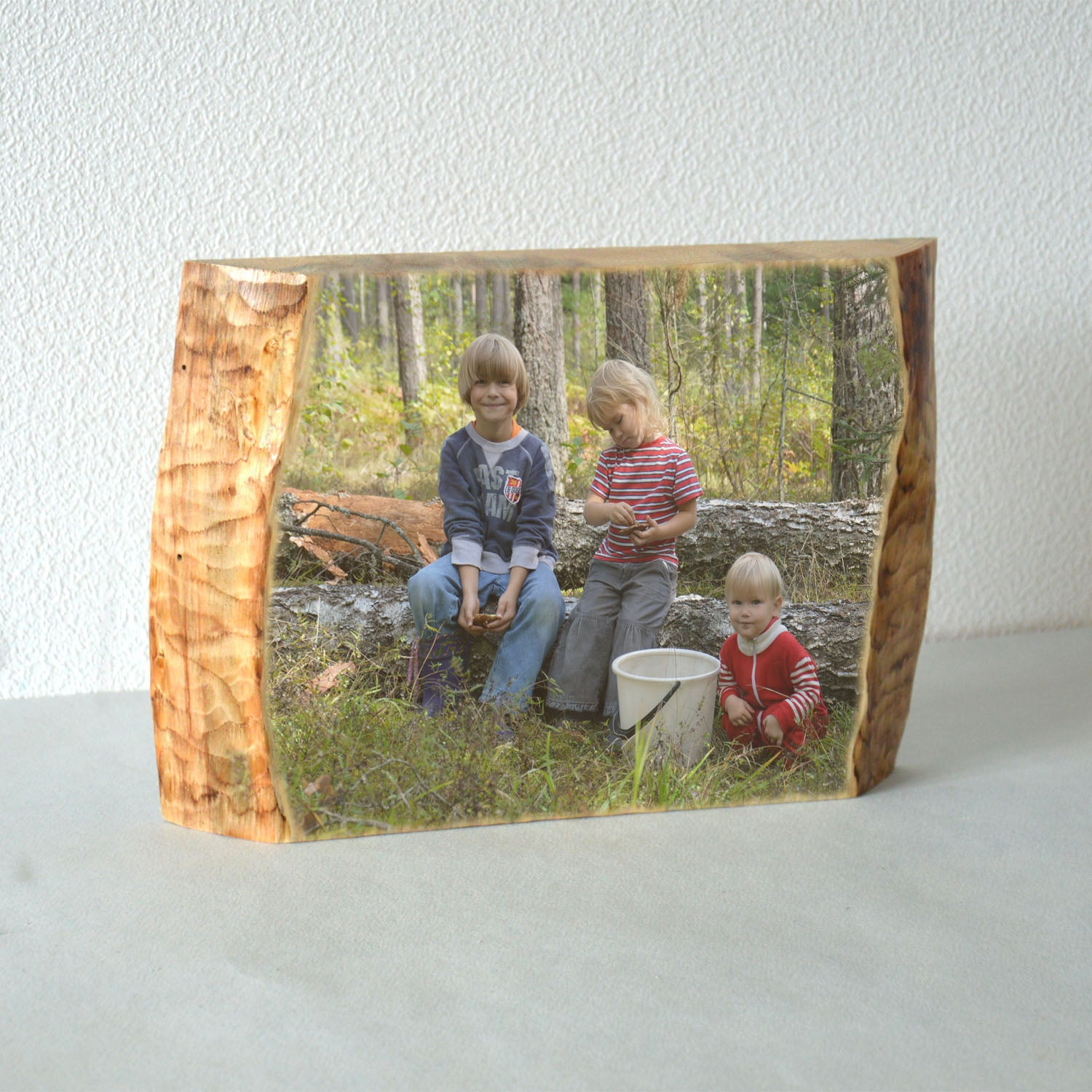 Wood Photo Gift  Print on Wood Wooden Pictures on Wood