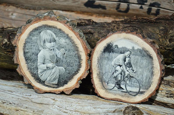 Wood Photo Print Wood Photo Wood Art Print on Wood