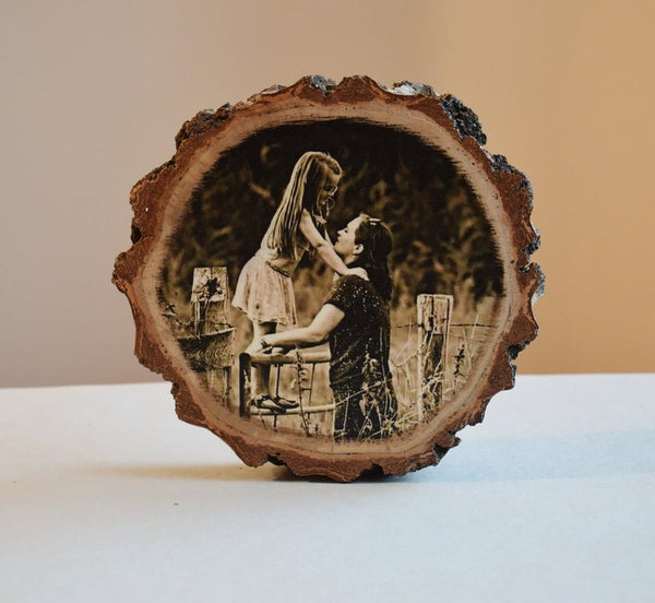 Photo Gifts Wood Photo on Wood Wooden Picture