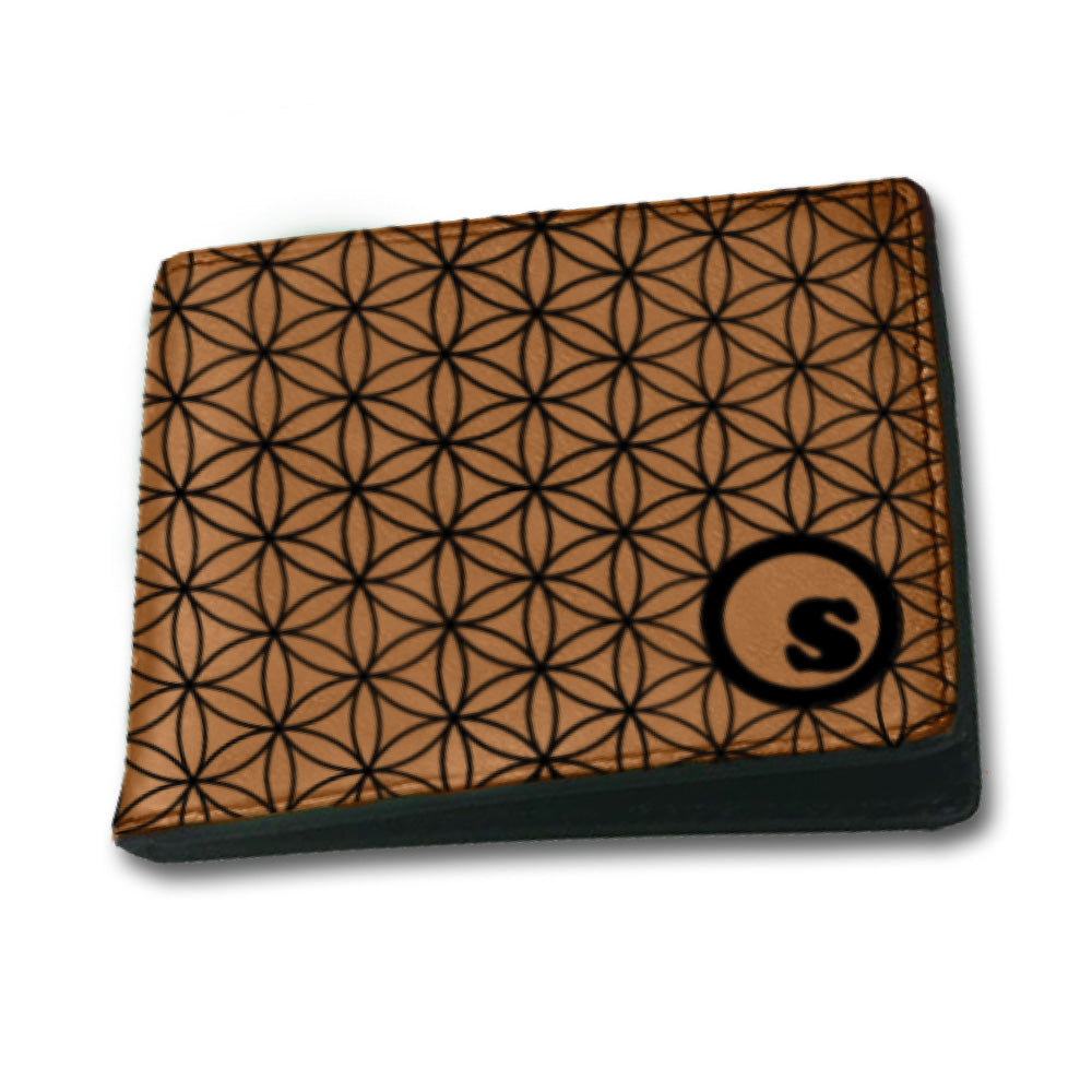Wallet : Flower of Life